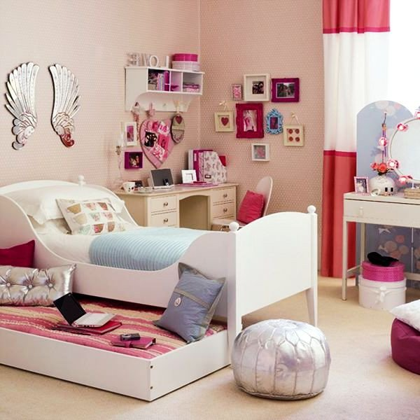 Room Decor for Teenage Girls Lovely Teenage Girls Bedroom Decor Decoist