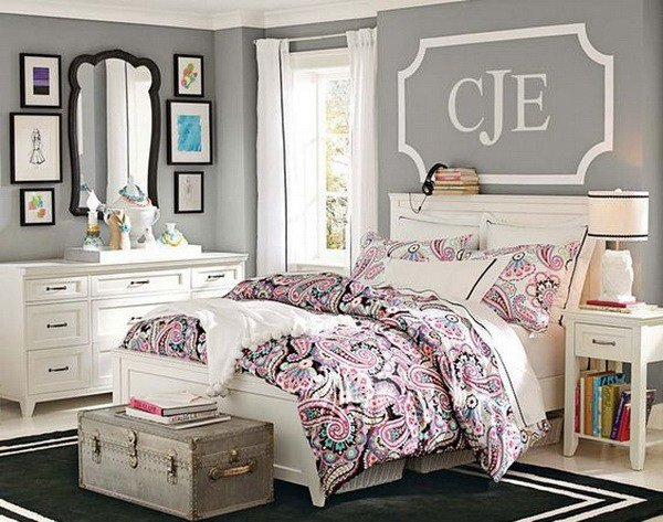 Room Decor for Teenage Girls New 40 Beautiful Teenage Girls Bedroom Designs for Creative Juice