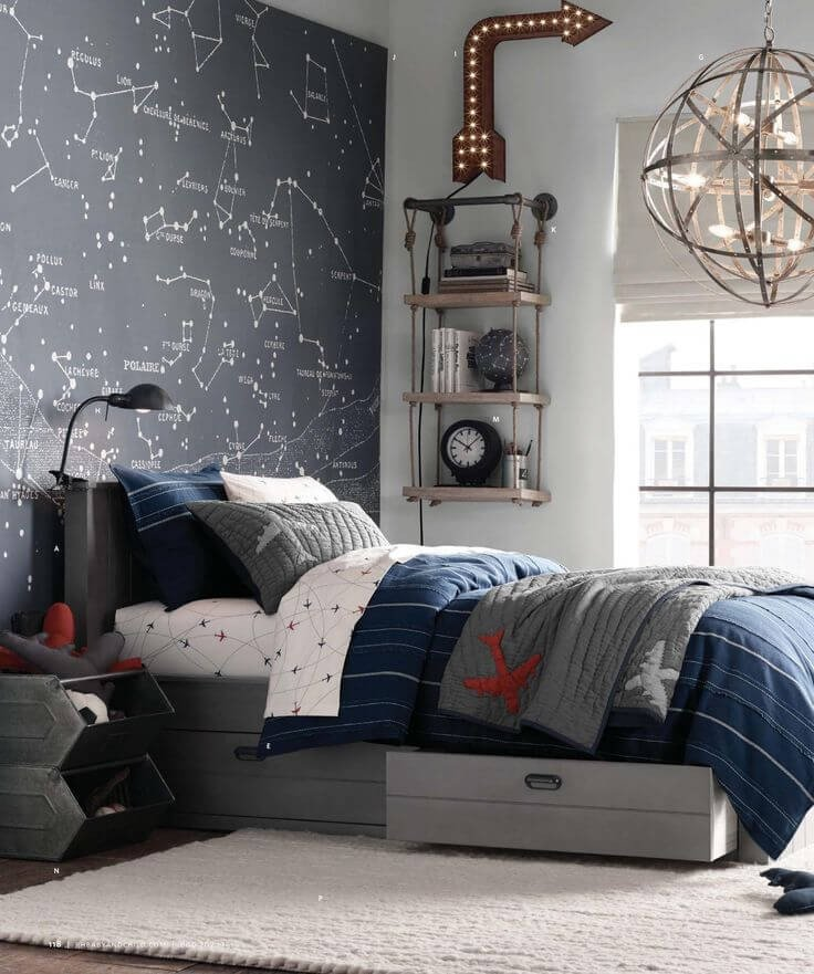 Room Decor for Teenage Guys Beautiful 33 Best Teenage Boy Room Decor Ideas and Designs for 2019