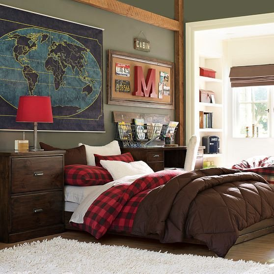 Room Decor for Teenage Guys Unique 36 Modern and Stylish Teen Boys' Room Designs