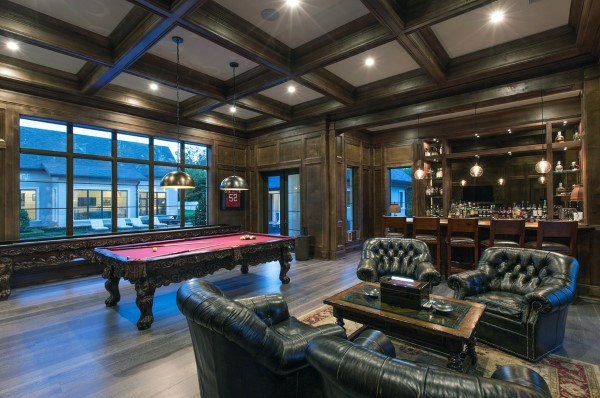 Room Decor Games for Adults Best Of 60 Game Room Ideas for Men Cool Home Entertainment Designs
