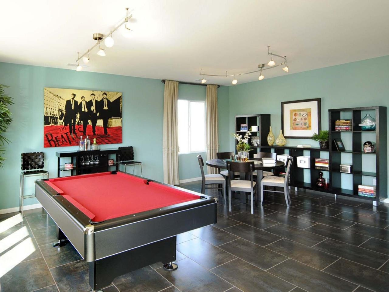 A Game Room for Adult That Will Make Your Leisure Time more Fun