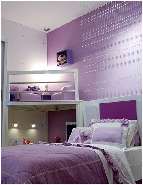 Room Decor Ideas for Girl Lovely Lilac Bedroom for Girls Bedroom Decorating Ideas