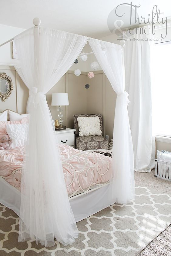 Room Decor Ideas for Girls Beautiful 20 Amazing Girls Bedroom Ideas to Get Inspired