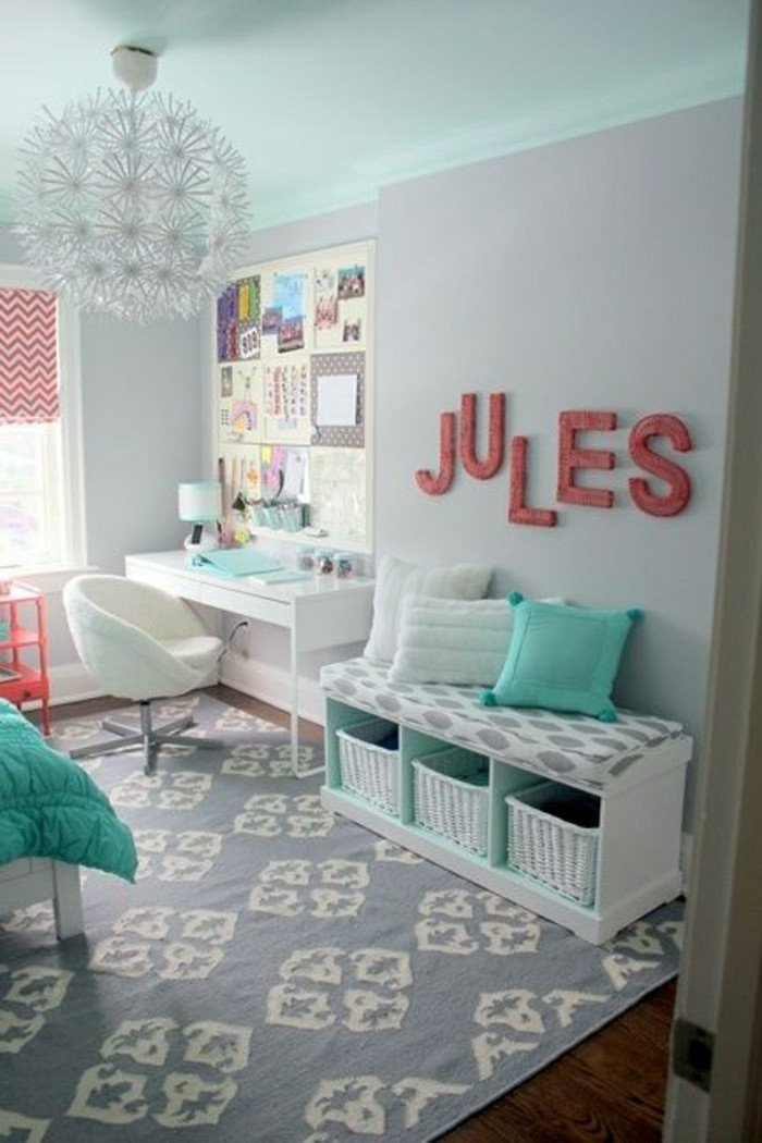 Room Decor Ideas for Teens Awesome 50 Stunning Ideas for A Teen Girl's Bedroom for 2019