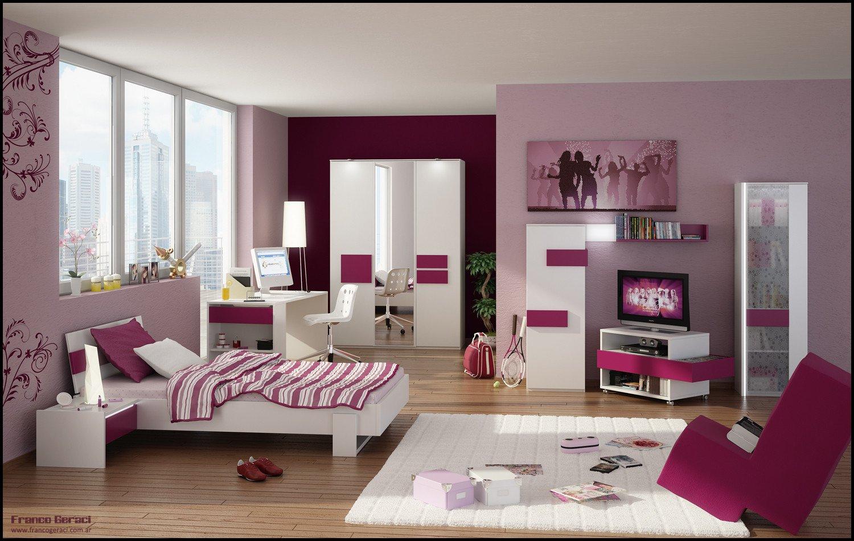 Room Decor Ideas for Teens Beautiful Teenage Room Designs