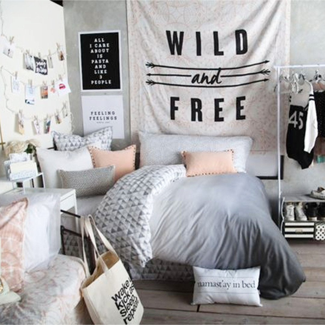 Room Decor Ideas for Teens Unique Teen Bedroom Makeover Ideas