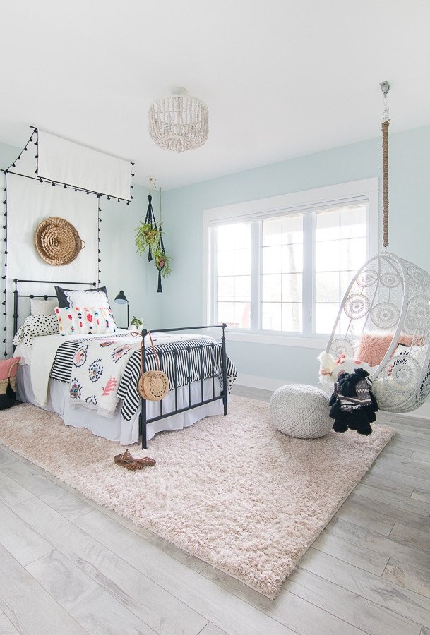 Room Decor Ideas for Tweens Beautiful Tween Girl Beachy Boho Bedroom the Lilypad Cottage