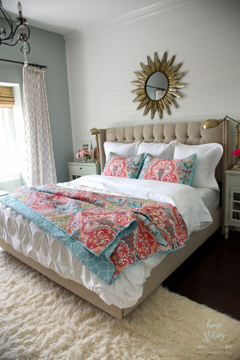 Room Decor On A Budget Awesome How to Refresh A Bedroom with Low Cost Updates