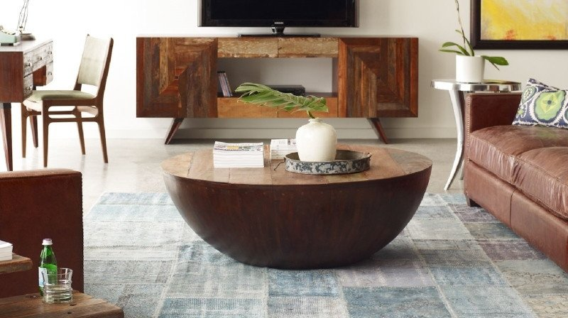 Round Coffee Table Decor Ideas Lovely 4 Easy Coffee Table Decor Ideas & Tips Hayneedle
