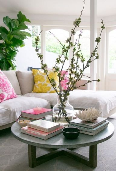 Round Coffee Table Decor Ideas Lovely Six Approaches to Styling A Coffee Table