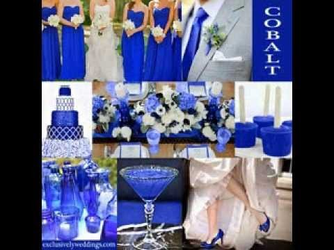Royal Blue Decor for Weddings Best Of Amazing Royal Blue Wedding Decorating Ideas