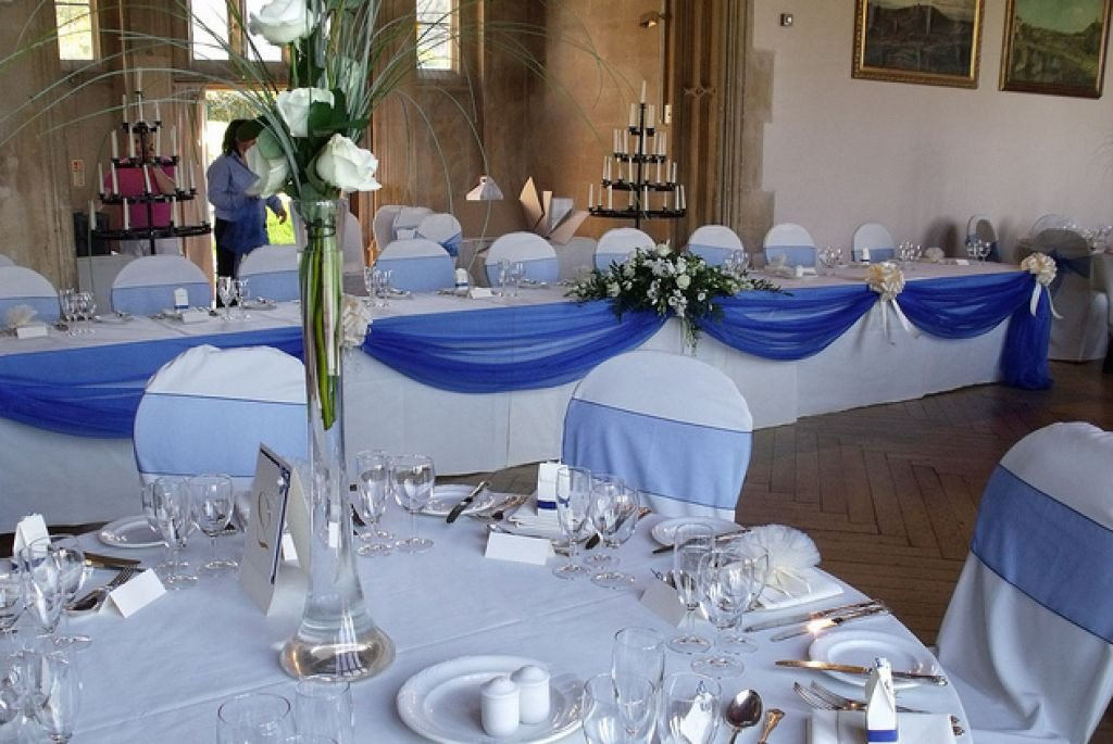 Royal Blue Decor for Weddings Best Of Royal Blue Wedding Decor