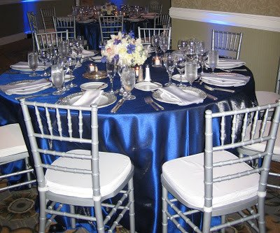 Royal Blue Decor for Weddings Lovely Jean Marks Weddings A Timeline In Pictures