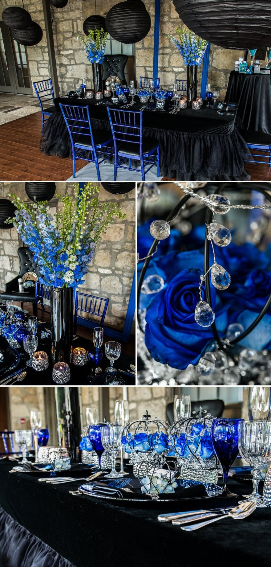 Royal Blue Wedding Decor Ideas New 50 Stunning Diy Wedding Centrepieces Ideas and Inspiration Confetti