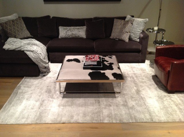 Rugs Contemporary Living Room Best Of Happy Customers Contemporary Living Room Los Angeles by Modern Rugs La