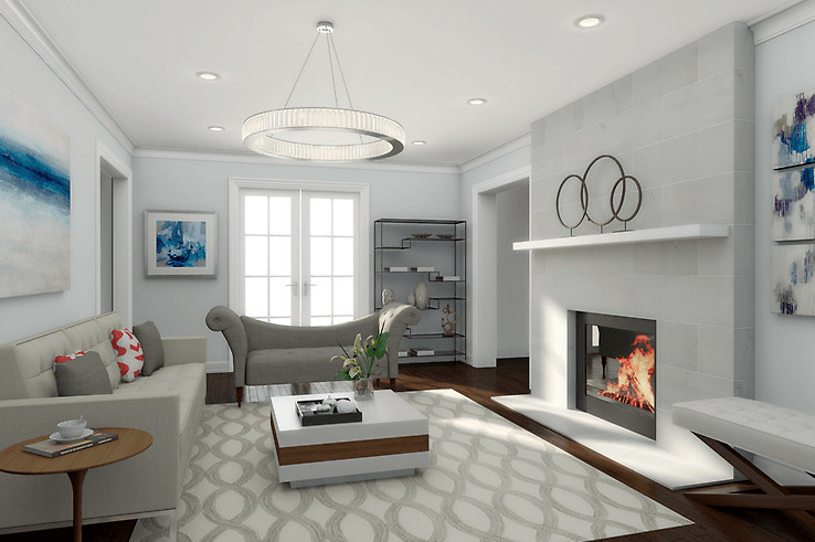 Rugs Contemporary Living Room Elegant How to Choose the Right area Rug Decorilla