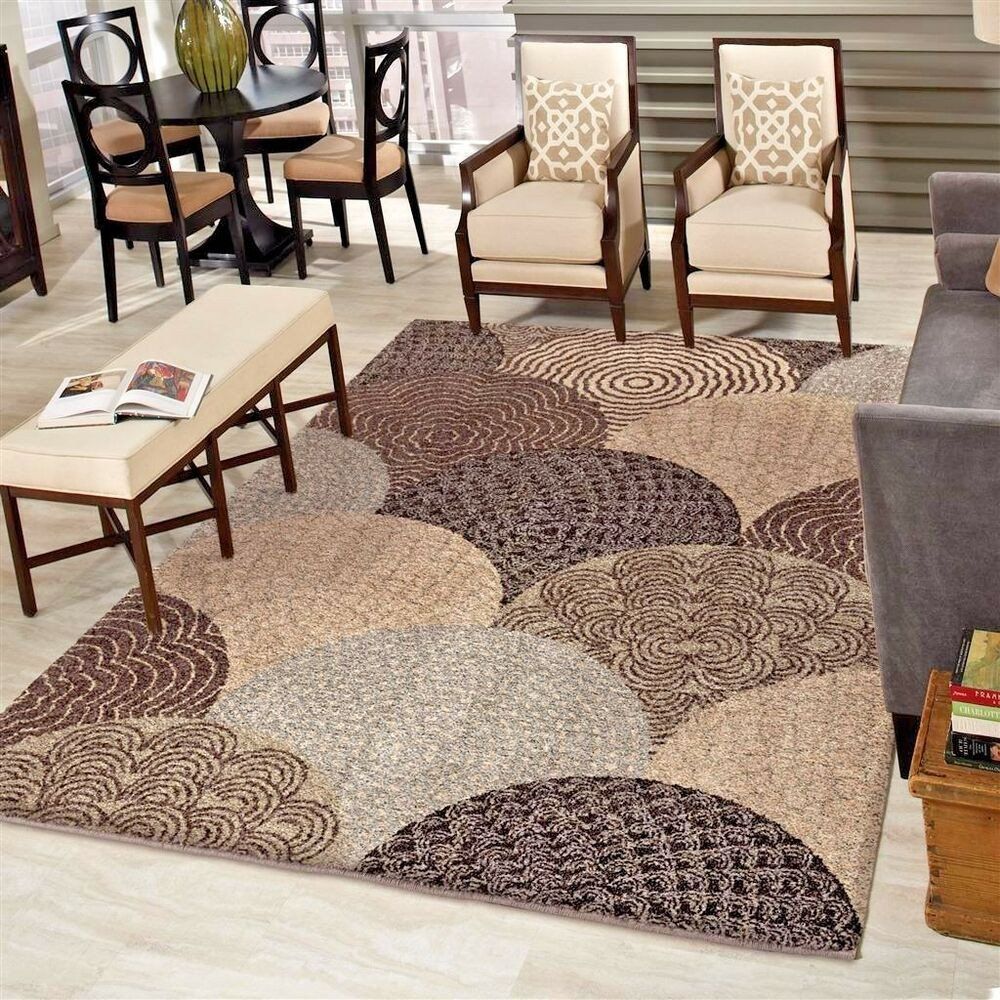 Rugs Contemporary Living Room Elegant Rugs area Rugs 8x10 area Rug Living Room Rugs Modern Rugs Plush soft Thick Rugs