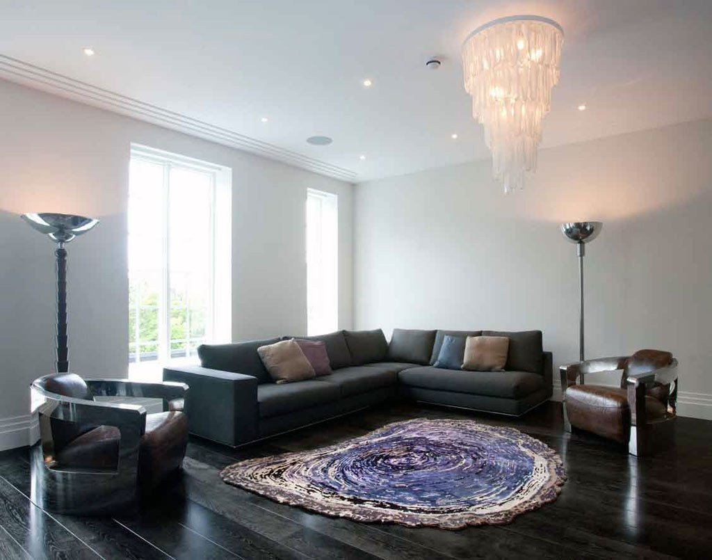 Rugs Contemporary Living Room Lovely Tips to Choose Modern Rugs for Living Room