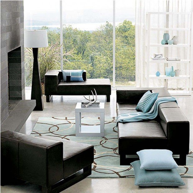 Rugs Contemporary Living Room New where Should I Position My Rug In the Living Room Style Motivation