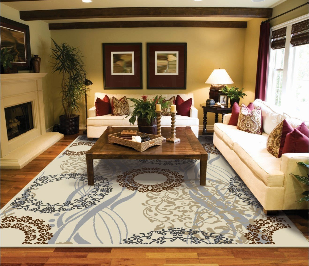 Rugs Contemporary Living Room Unique top 10 Best area Rugs for Living Room In 2017