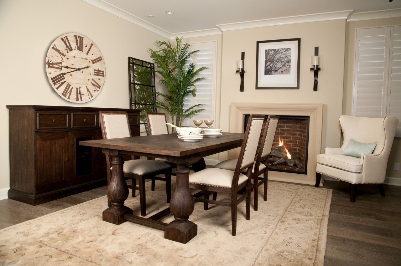 Rustic Dining Room Wall Decor Luxury 25 Cool Rustic Dining Room Designs