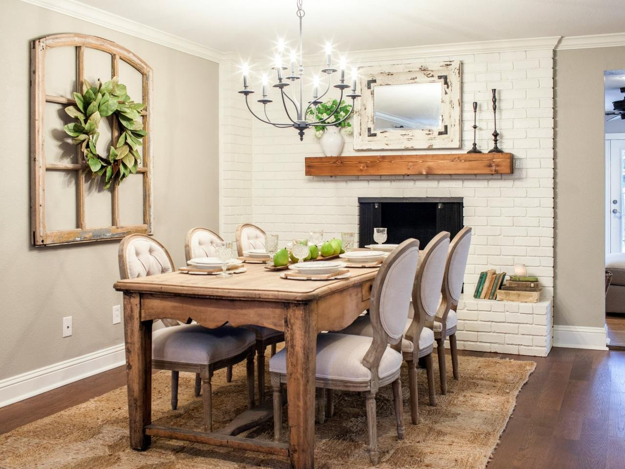 Rustic Dining Room Wall Decor Unique Fixer Upper Archives the Honey B Home