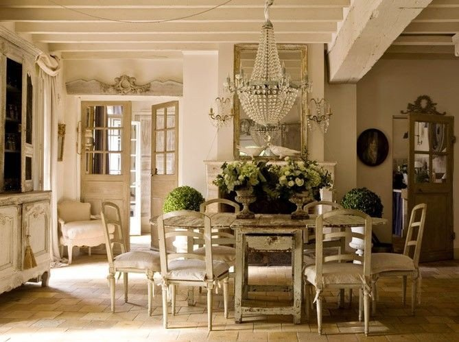 Rustic French Country Cottage Decor Lovely Greige Interior Design Rustic Vintage Country Cottage Home Dining with French Accents