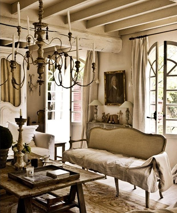 Rustic French Country Cottage Decor Luxury French Inspired Interior Design and Décor Ideas