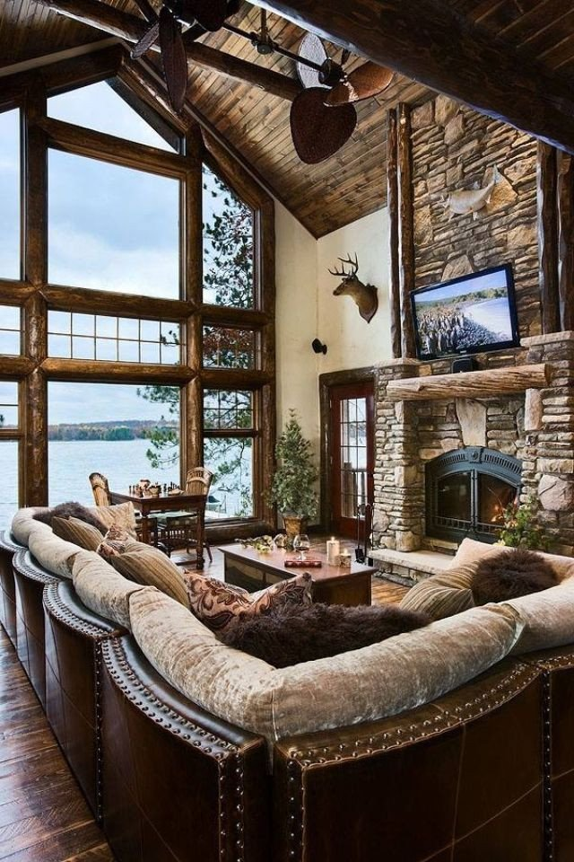 Rustic Living Room Ideas Beautiful 55 Airy and Cozy Rustic Living Room Designs