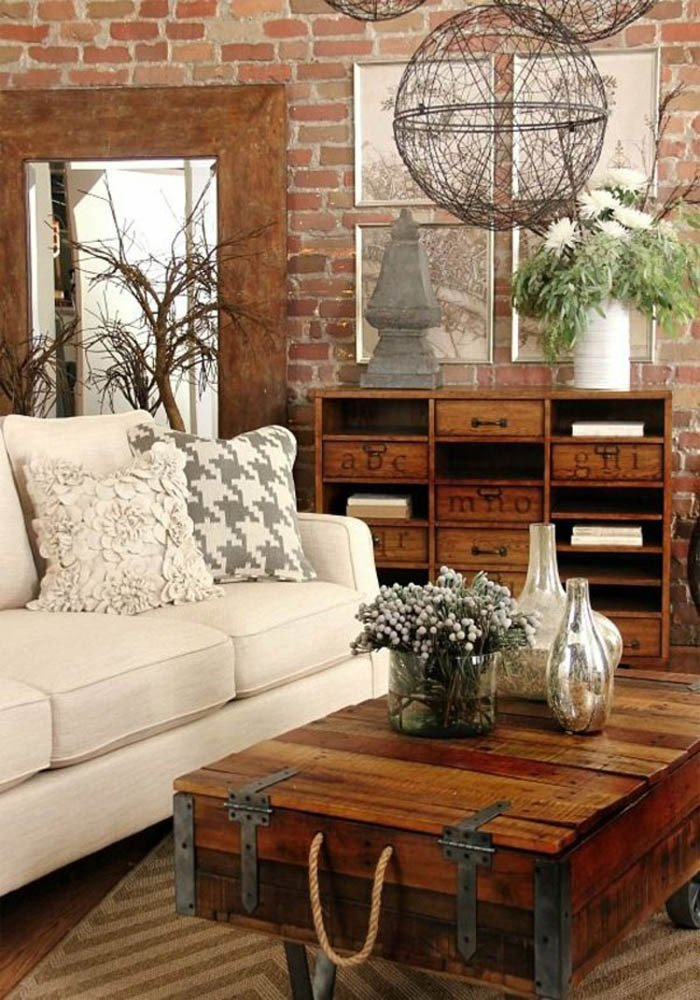 Rustic Living Room Ideas Best Of 20 Best Rustic Chic Living Rooms that You Must See the Art In Life