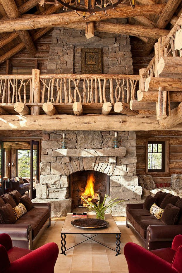 Rustic Living Room Ideas Luxury 40 Awesome Rustic Living Room Decorating Ideas Decoholic