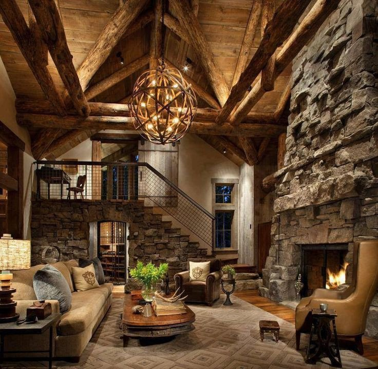 Rustic Living Room Ideas Luxury 55 Airy and Cozy Rustic Living Room Designs
