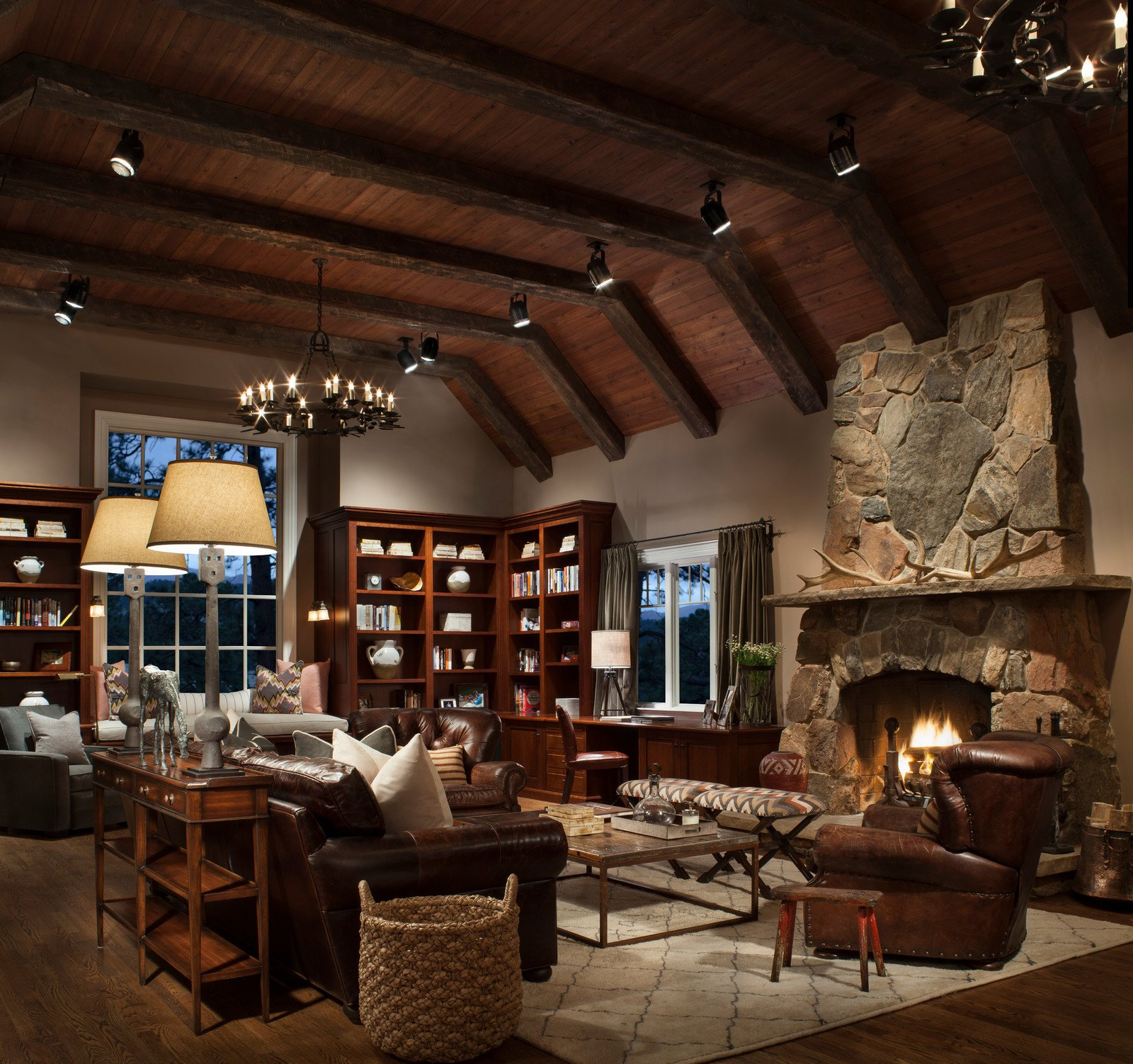 Rustic Living Room Ideas New 16 sophisticated Rustic Living Room Designs You Won T Turn Down