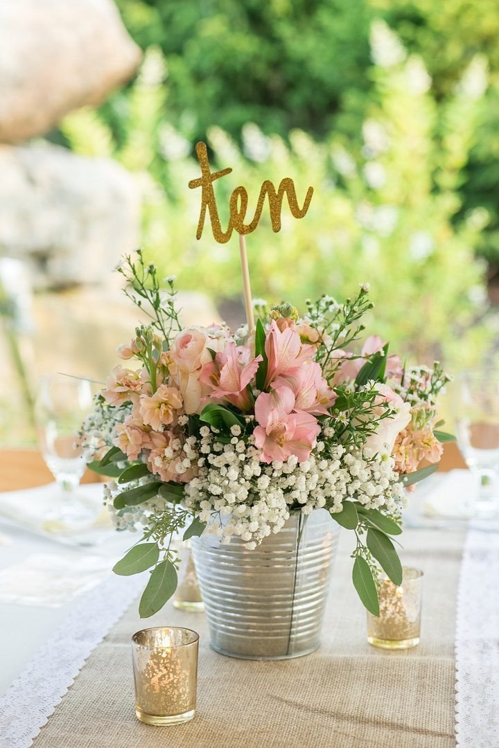 Rustic Table Decor for Wedding Lovely 14 Rustic Wedding Table Decorations We Love