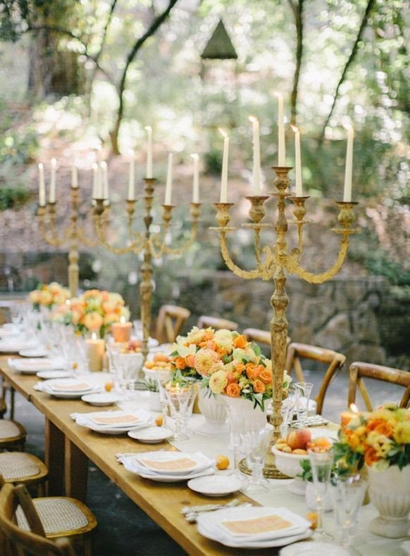 Rustic Table Decor for Wedding Lovely Rustic Wedding In Napa Ce Wed