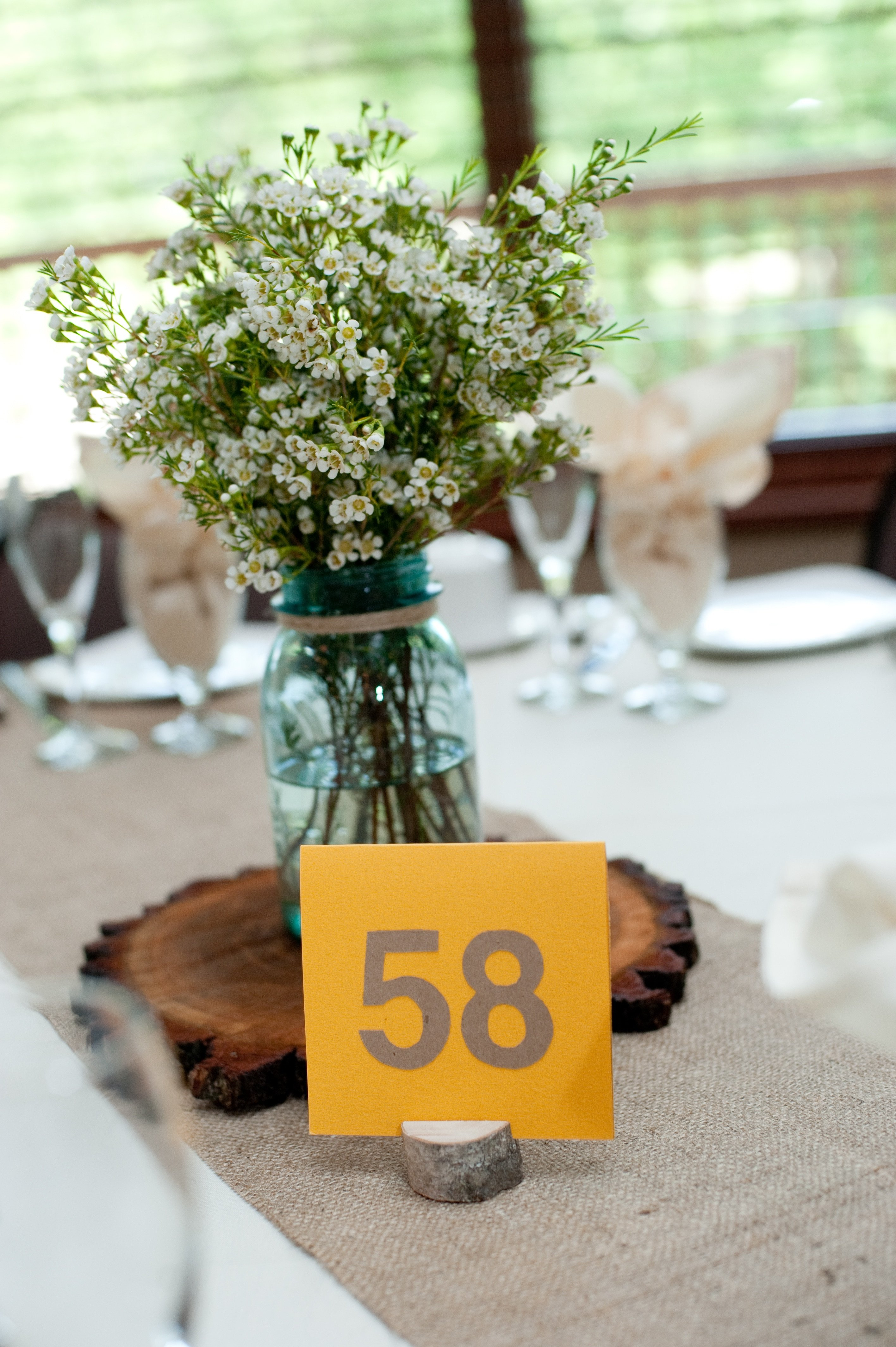 Rustic Table Decor for Wedding New Rustic Wedding Decor