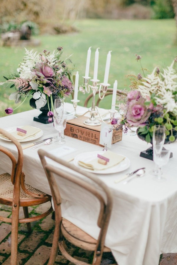 Rustic Table Decor for Wedding New Rustic Wedding Table Decoration Ideas