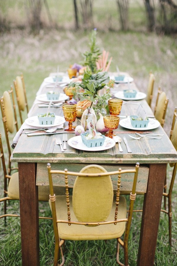 Rustic Table Decor for Weddings Beautiful Rustic Wedding Table Decoration Ideas