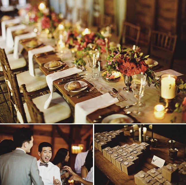 Rustic Table Decor for Weddings Fresh Patricia David S Rustic Glam Real Wedding Green Wedding Shoes