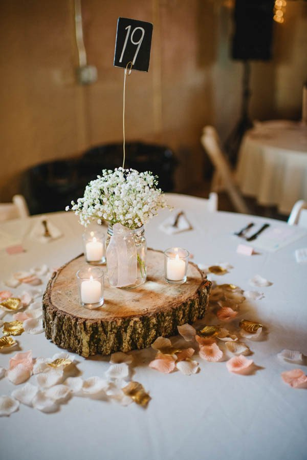 Rustic Table Decor for Weddings New 25 Sweet and Romantic Rustic Barn Wedding Decoration Ideas – Elegantweddinginvites Blog