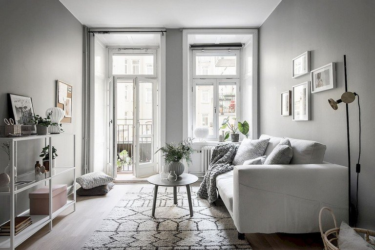 Scandinavian Decor On A Budget Lovely 55 Awesome Studio Apartment with Scandinavian Style Ideas A Bud