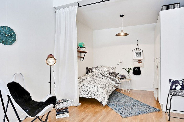 Scandinavian Decor On A Budget Lovely 55 Awesome Studio Apartment with Scandinavian Style Ideas A Bud Page 4 Of 58