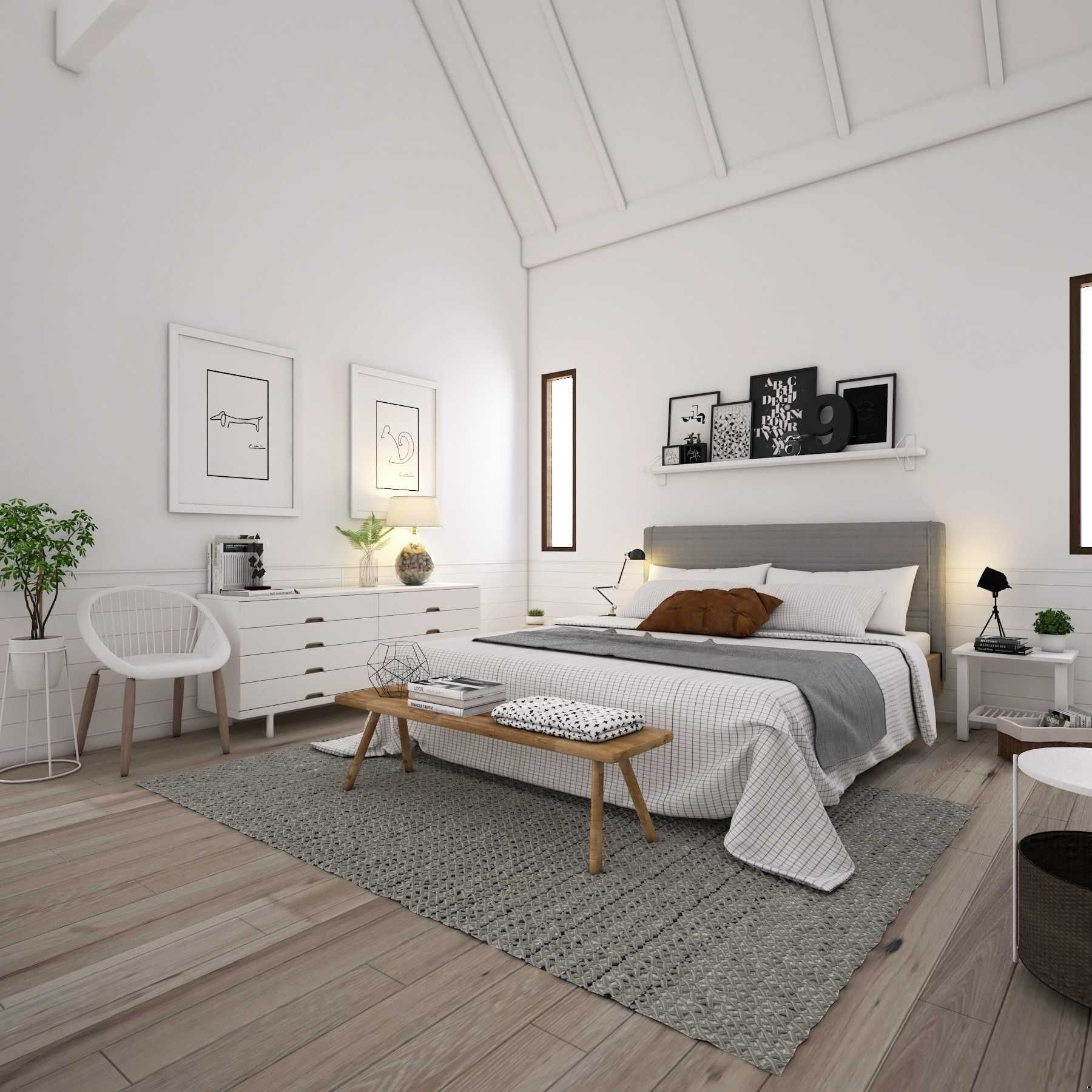 Scandinavian Decor On A Budget Luxury Scandinavia Bedroom Scandinavian House Medan Sumatra Utara Lasa Interior