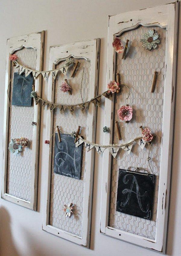 Shabby Chic Wall Decor Ideas Elegant 40 Shabby Chic Decor Ideas and Diy Tutorials 2017