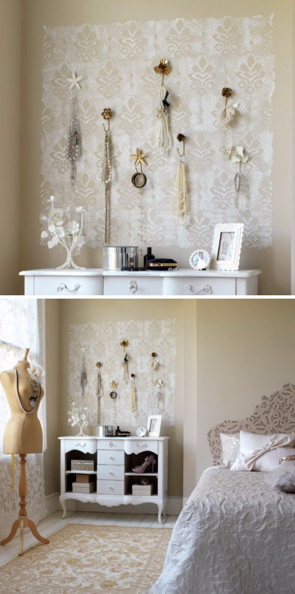 Shabby Chic Wall Decor Ideas Fresh Romantic Shabby Chic Diy Project Ideas & Tutorials 2017