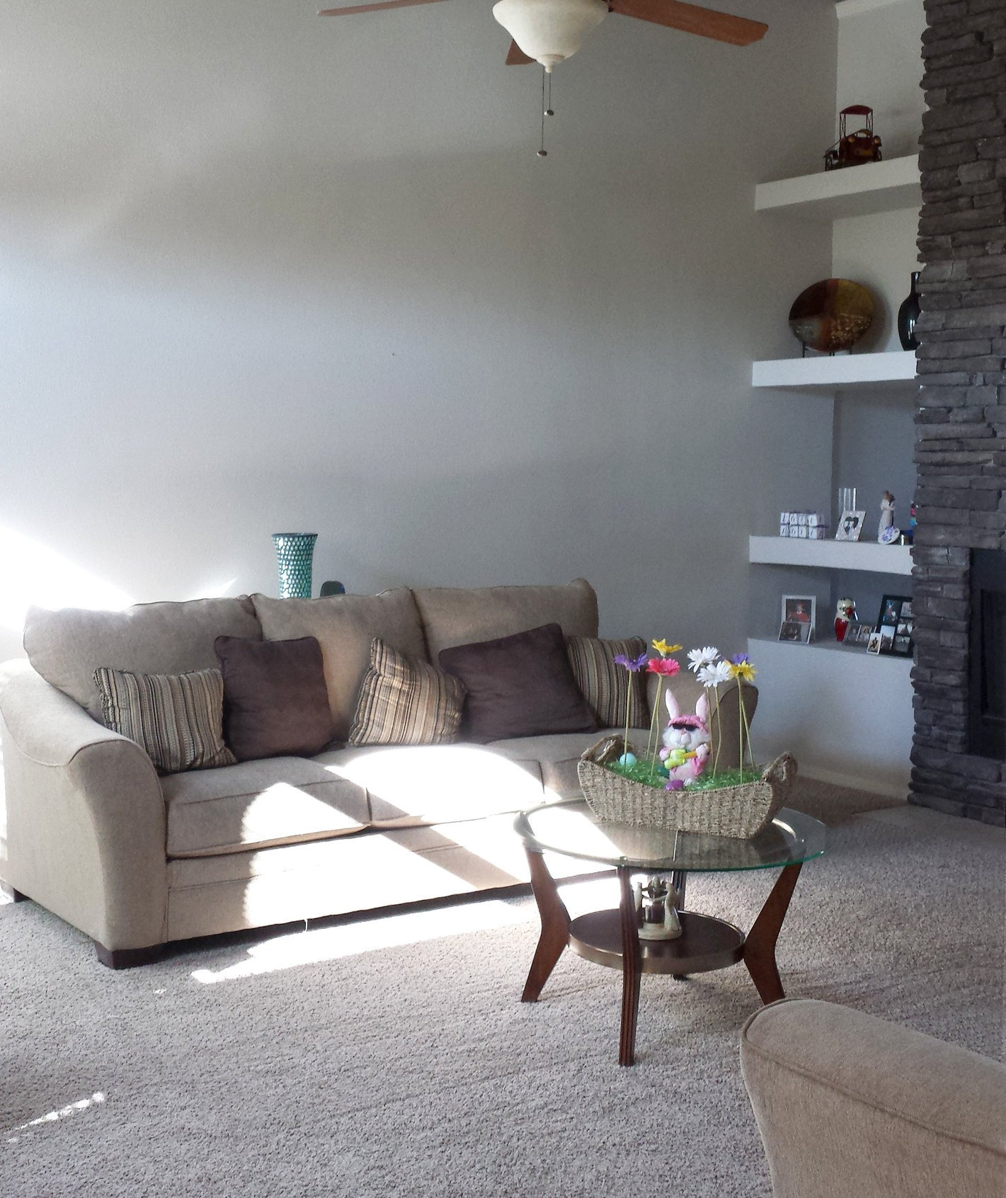 """Simple Living Room Decorating Ideas Inspirational 7 Quick Fixes for A """"finished"""" Living Room"""