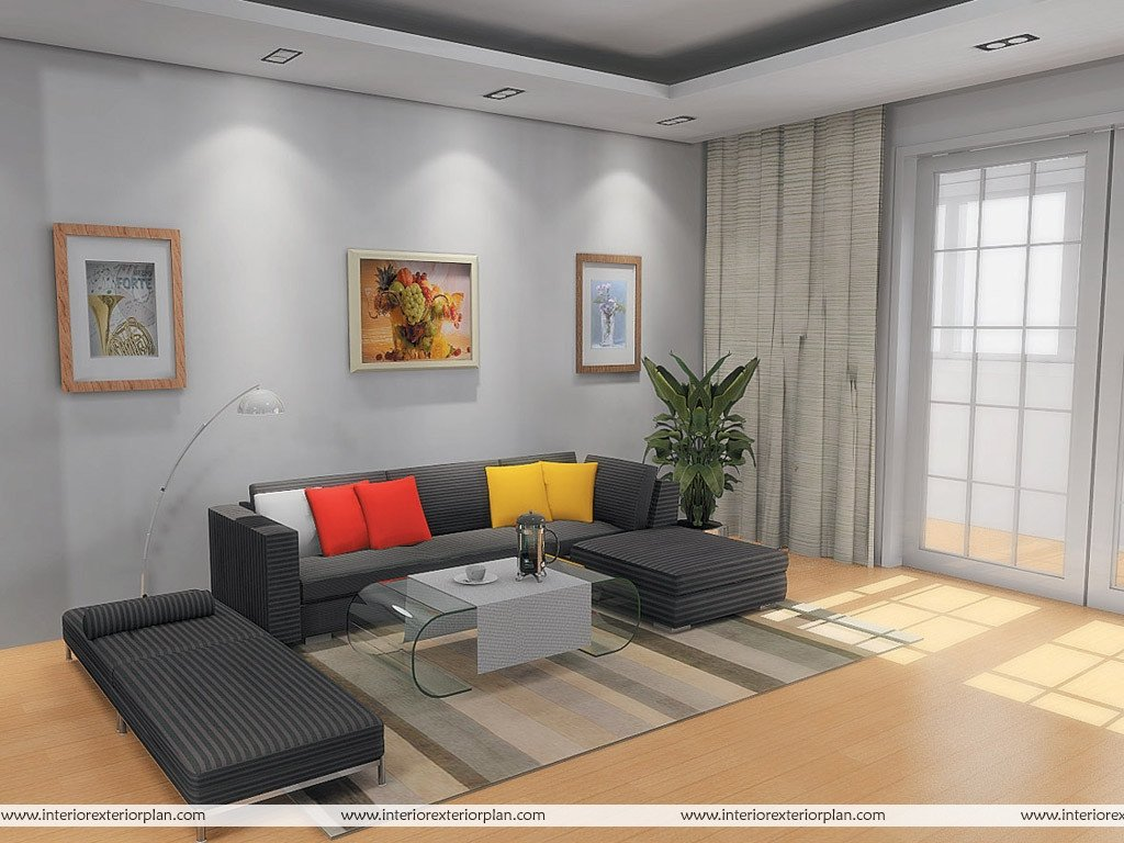 Simple Modern Living Room Decorating Ideas Awesome Interior Exterior Plan