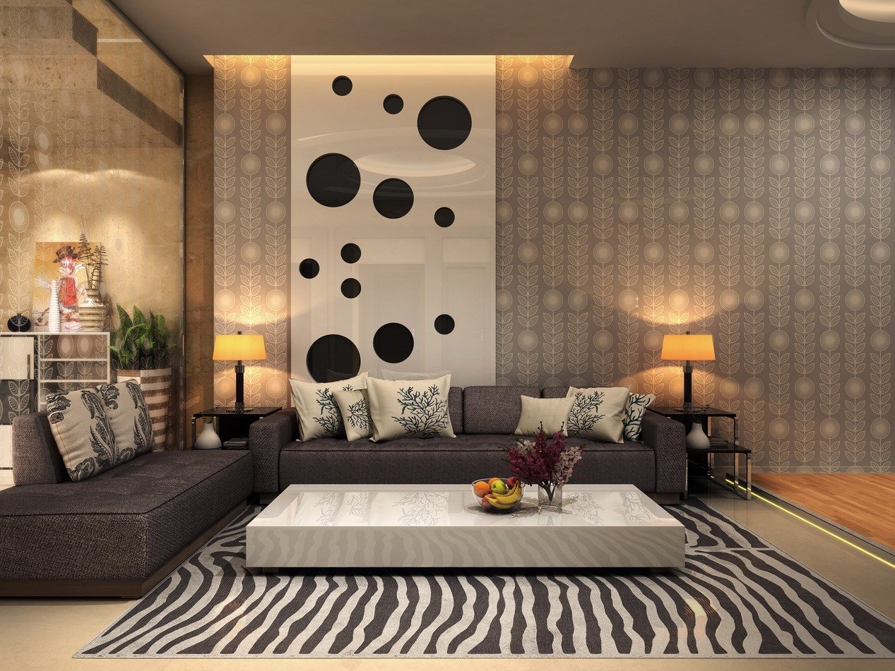 Simple Modern Living Room Decorating Ideas Luxury 21 Relaxing Living Rooms with Gorgeous Modern sofas