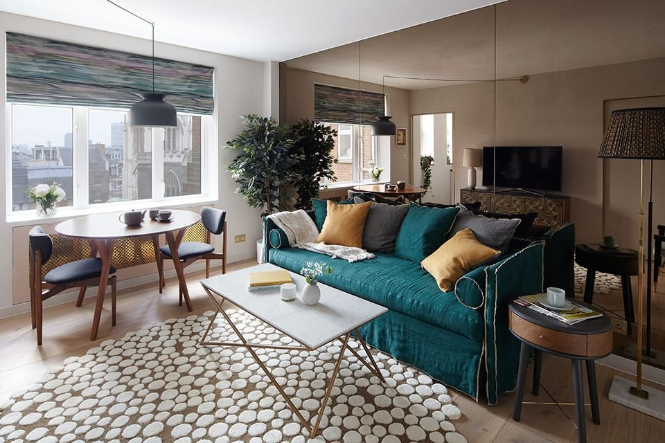 Small Apartment Living Room Ideas Lovely How to Decorate A Small Living Room
